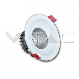 1075 - LED Downlight Bridgelux Chip - 9W 6000K
