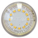 1600 - LED Spotlight - 3W GU10 Glas White