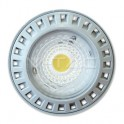 1603 - LED Spotlight - 6W GU10 СОВ Plastic Warm White