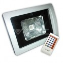 5370 - LED Floodlight V-TAC Classic - 10W, PREMIUM Reflector, RGB, Radio Remote