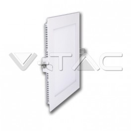 4826 - LED Panel - 15W, Square, Warm White,  Without driver