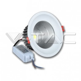 1159 - LED Downlight - 36W, CREE COB Chip, Warm White