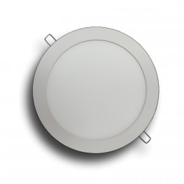 4821 - LED Panel - 8W, Round, White, Without driver