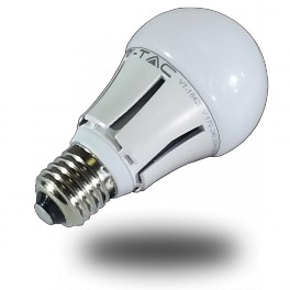 4193 - LED Bulb - E27, 20W, A80, Natural white