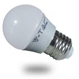 4248 - LED Bulb - 4W, E27, G45, Natural white