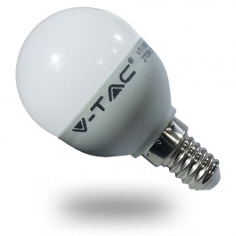 4250 - LED Bulb - 6W, E14, P45, Warm white