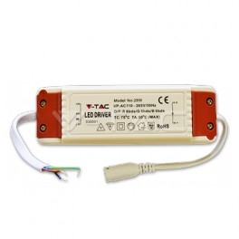 8039 - LED Panel Driver - 28W, Not dimmable