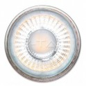 1646 - LED Spotlight - 5W, GU10, Glass, with lens, Natural white