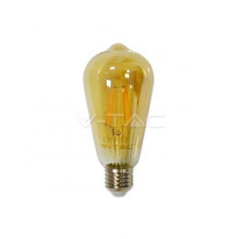 4361 - LED Bulb Filament - E27, 4W, ST64, Warm white