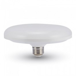 LED Bulb - 24W, E27, UFO F150, Samsung Chip, 5 Years Warranty, Warm White