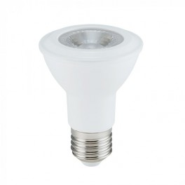LED Bulb - 7W, E27, PAR20, Samsung Chip, 5 Years Warranty, White