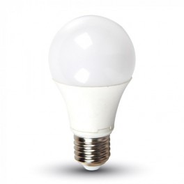 LED Bulb - 9W, E27, A58, Samsung Chip, 5 Years Warranty, White