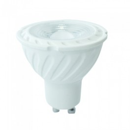 LED Spotlight - 7W, GU10, SMD with Lens, Samsung Chip, 5 Years Warranty, Natural White