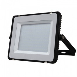 LED Floodlight - 150W, Samsung Chip, SMD, 5 Years Warranty, Black body, Natural white