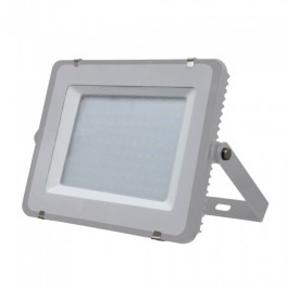 LED Floodlight - 150W, Samsung Chip, SMD, 5 Years Warranty, Gray body, White
