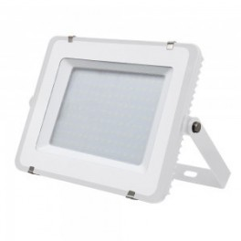 LED Floodlight - 150W, Samsung Chip, SMD, 5 Years Warranty, White body, Natural white