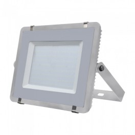 LED Floodlight - 200W, Samsung Chip, SMD, 5 Years Warranty, Gray body, White