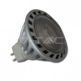 1516 - V-TAC LED Spotlight - Sharp СОВ Chip 5W GU5.3 12V White