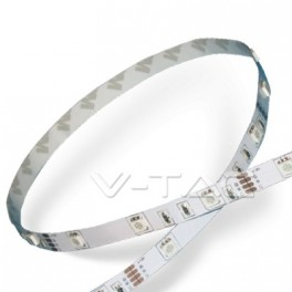 2136 - LED Strip 5050 - 30 LEDs Red Non-waterproof - 5 m