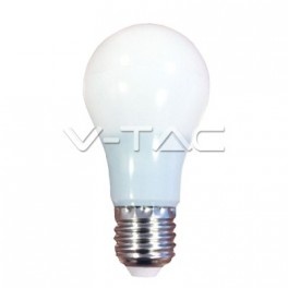 4149 - LED Bulb - 7W E27 A60 Thermo Plastic Warm White - NEW