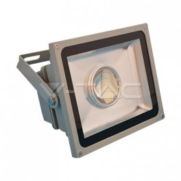 5272 - 50W LED Floodlight V-TAC Lens - White