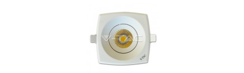 LED Downlights Square